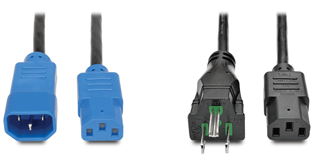 power cord jacket types
